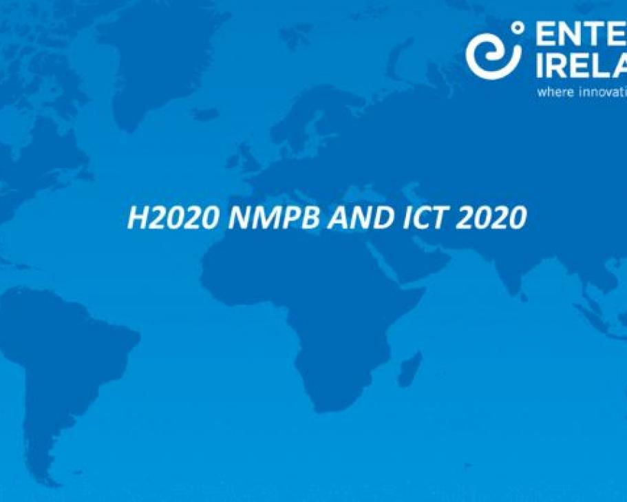 H2020 Brokerage Event on ICT, Advanced Materials and Manufacturing