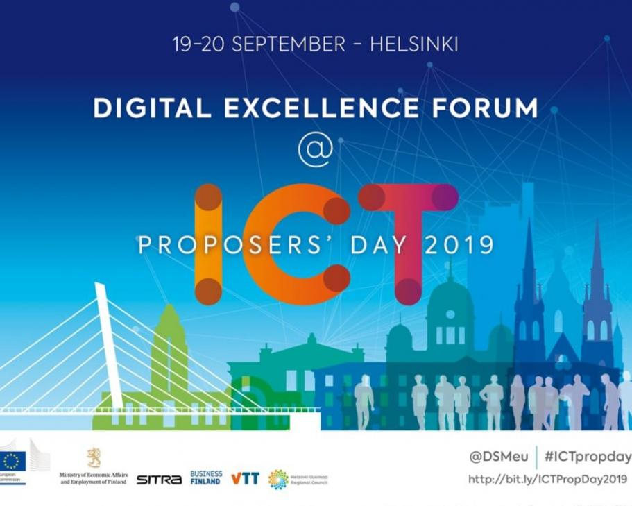 Eic Events 2020.Digital Excellence Forum Ict Proposers Day 2019 Ideal Ist