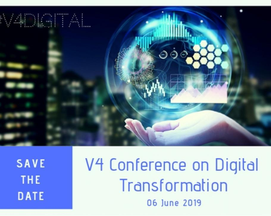 V4 Conf on Digital Transformation